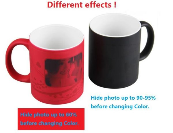 Magic Mug / Color Changing Mug